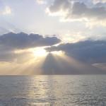 Sunshine at the sea.  image: Hannu Manninen